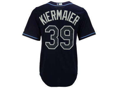 Tampa Bay Rays Kevin Kiermaier Majestic MLB Men's Player Replica CB Jersey