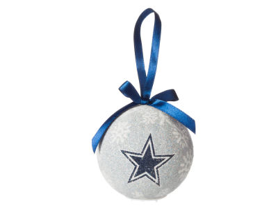 Dallas Cowboys Single Ball LED Ornament