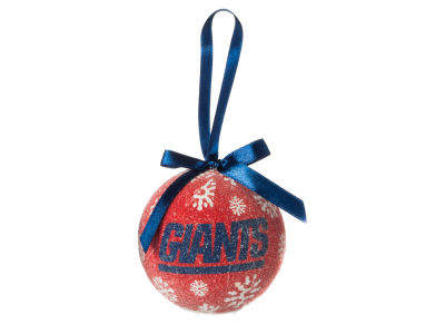 New York Giants Single Ball LED Ornament