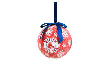 Boston Red Sox Single Ball LED Ornament