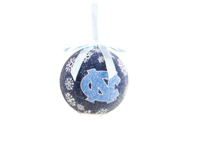 North Carolina Tar Heels Single Ball LED Ornament