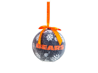 Chicago Bears Single Ball LED Ornament