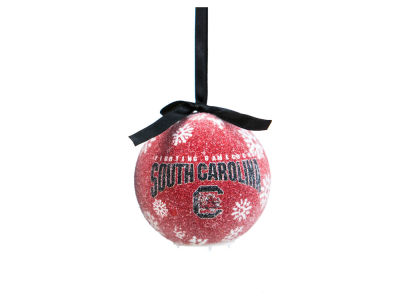 South Carolina Gamecocks Single Ball LED Ornament