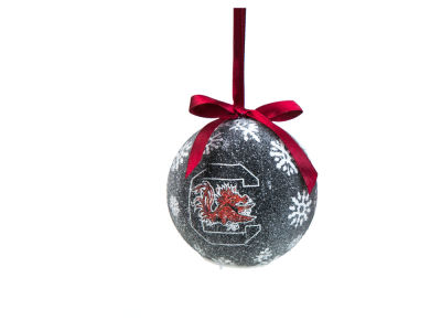 South Carolina Gamecocks Evergreen Enterprises Single Ball LED Ornament