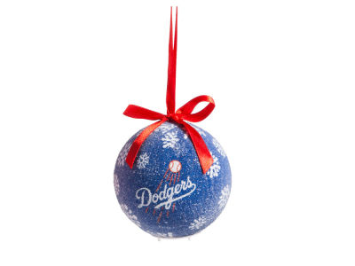 Los Angeles Dodgers Single Ball LED Ornament