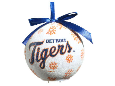 Detroit Tigers Single Ball LED Ornament