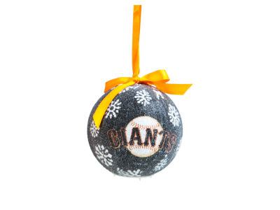 San Francisco Giants Single Ball LED Ornament