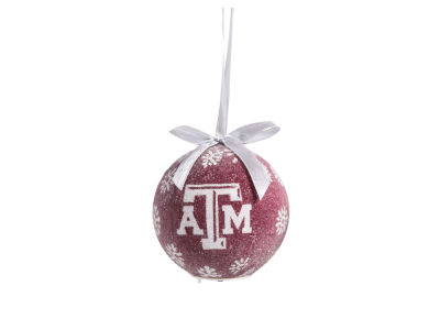 Texas A&M Aggies Single Ball LED Ornament