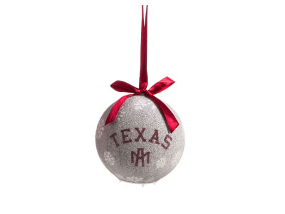 Texas A&M Aggies Evergreen Enterprises Single Ball LED Ornament