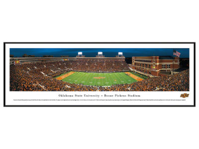 Oklahoma State Cowboys Evergreen Enterprises Panoramic Standard Frame