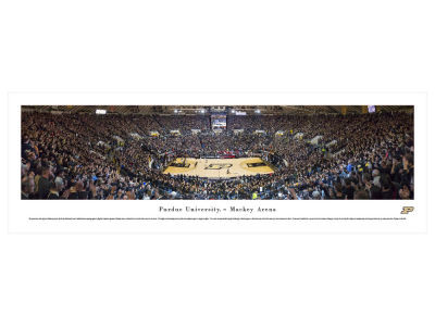 Purdue Boilermakers Panoramic Unframed