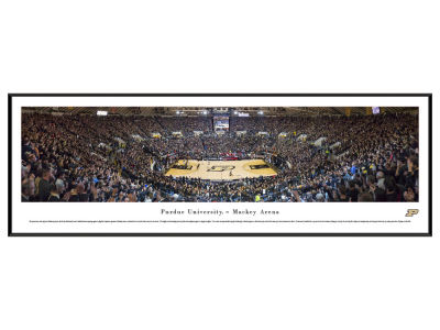 Purdue Boilermakers Evergreen Enterprises Panoramic Standard Frame