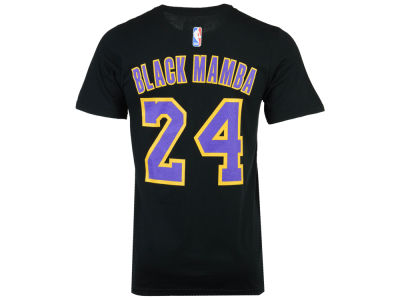 Los Angeles Lakers adidas NBA Men's Mamba T-Shirt