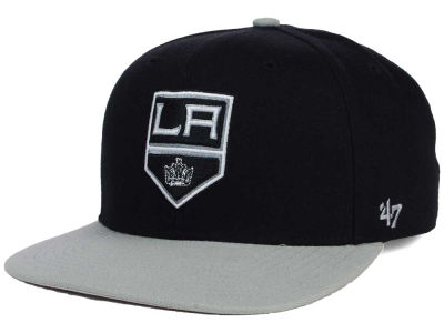 Los Angeles Kings '47 NHL Sure Shot 2 Tone Snapback Cap