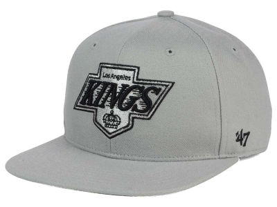 Los Angeles Kings '47 NHL Sure Shot Snapback Cap