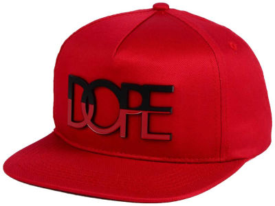 Dope 2K Outline Snapback Hat
