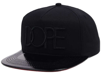 Dope Red Bottom Snapback Hat