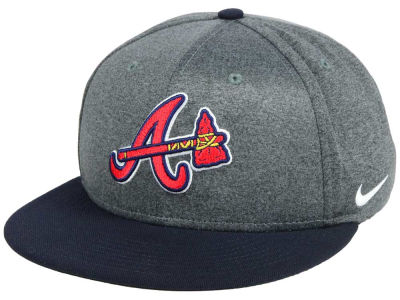 Atlanta Braves Nike MLB True Snapback Cap