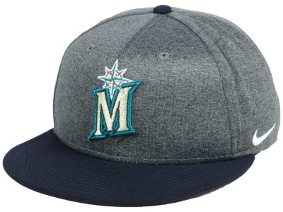 Seattle Mariners Nike MLB True Snapback Cap