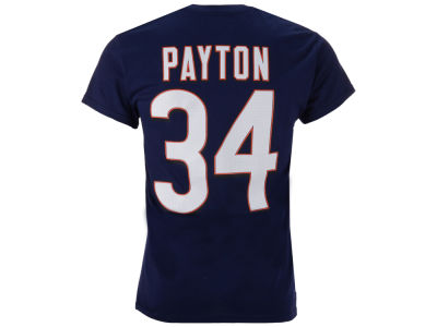 Chicago Bears Walter Payton Majestic NFL Men's Hall Of Fame Eligible Receiver III T-Shirt