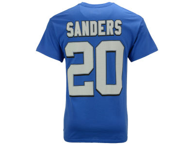 Detroit Lions Barry Sanders Majestic NFL Men's Hall Of Fame Eligible Receiver III T-Shirt