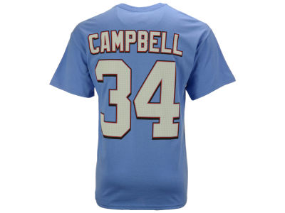 Houston Oilers Earl Campbell Majestic NFL Men's Hall Of Fame Eligible Receiver III T-Shirt