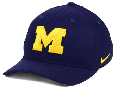 Michigan Wolverines Nike NCAA Classic Swoosh Cap