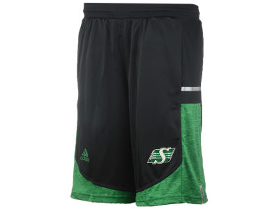 Saskatchewan Roughriders adidas CFL Men's Player Shorts