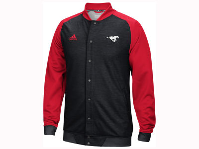 Calgary Stampeders adidas CFL Men's Anthem Warm-Up Jacket