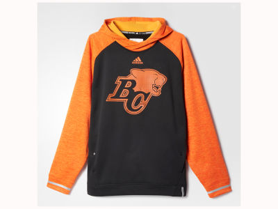 BC Lions adidas CFL Men's Player Hoodie
