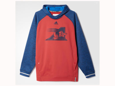 Montreal Alouettes adidas CFL Men's Player Hoodie