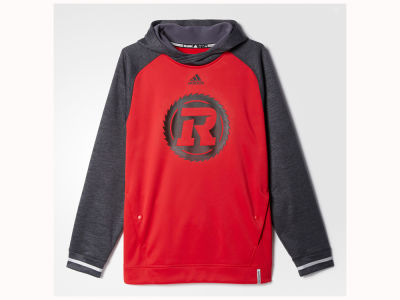 Ottawa RedBlacks adidas CFL Men's Player Hoodie