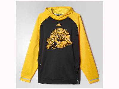 Hamilton Tiger-Cats adidas CFL Men's Player Hoodie