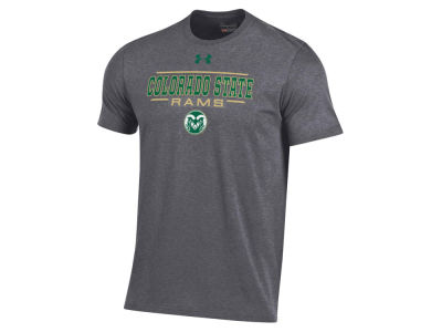 Colorado State Rams Under Armour NCAA Men's Charged Cotton T-Shirt
