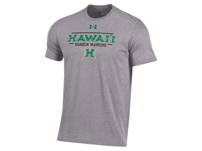 Hawaii Warriors Under Armour NCAA Men's Charged Cotton T-Shirt