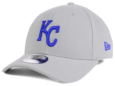 Kansas City Royals New Era MLB Coop 39THIRTY Cap