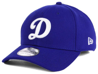 Los Angeles Dodgers New Era MLB Coop 39THIRTY Cap