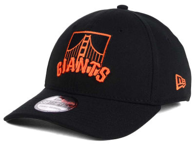San Francisco Giants New Era MLB Coop 39THIRTY Cap