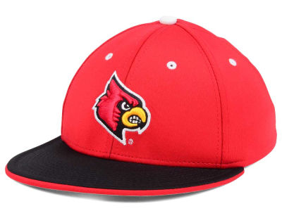 Louisville Cardinals NCAA On Field Stretch Cap