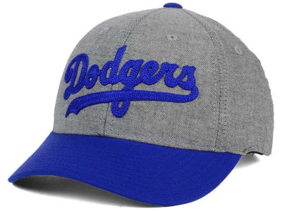 Los Angeles Dodgers MLB Curve Ball Game Hat