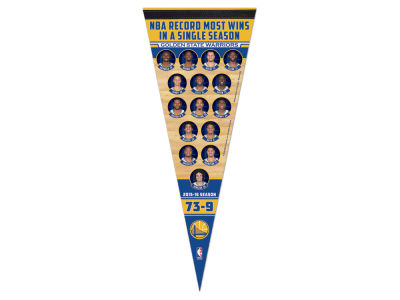 Golden State Warriors 12x30in Pennant