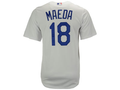 Los Angeles Dodgers Kenta Maeda MLB Men's Player Replica CB Jersey