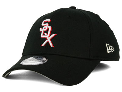 Chicago White Sox New Era MLB Core Classic 39THIRTY Cap