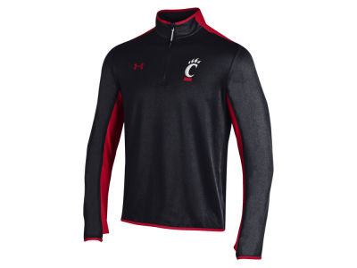 Cincinnati Bearcats NCAA Men's SMU Quarter Zip Pullover