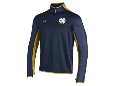 Notre Dame Fighting Irish Under Armour NCAA Men's SMU Quarter Zip Pullover