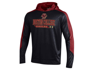 Boston College Eagles Under Armour NCAA Men's Foundation Hoodie