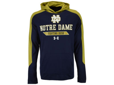 Notre Dame Fighting Irish Under Armour NCAA Men's Foundation Hoodie