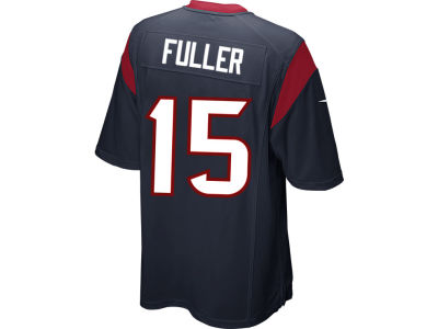 Houston Texans Will Fuller Nike NFL Men's Game Jersey