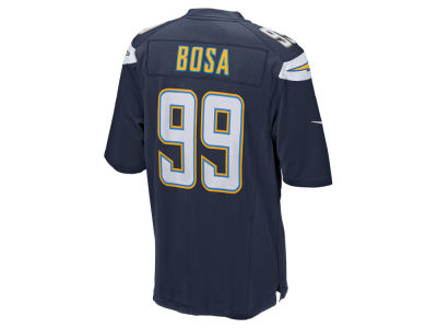San Diego Chargers Joey Bosa Nike NFL Men's Game Jersey