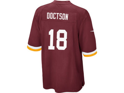 Washington Redskins Josh Doctson Nike NFL Men's Game Jersey